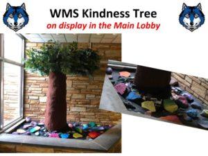 Williamsburg Kindness Tree