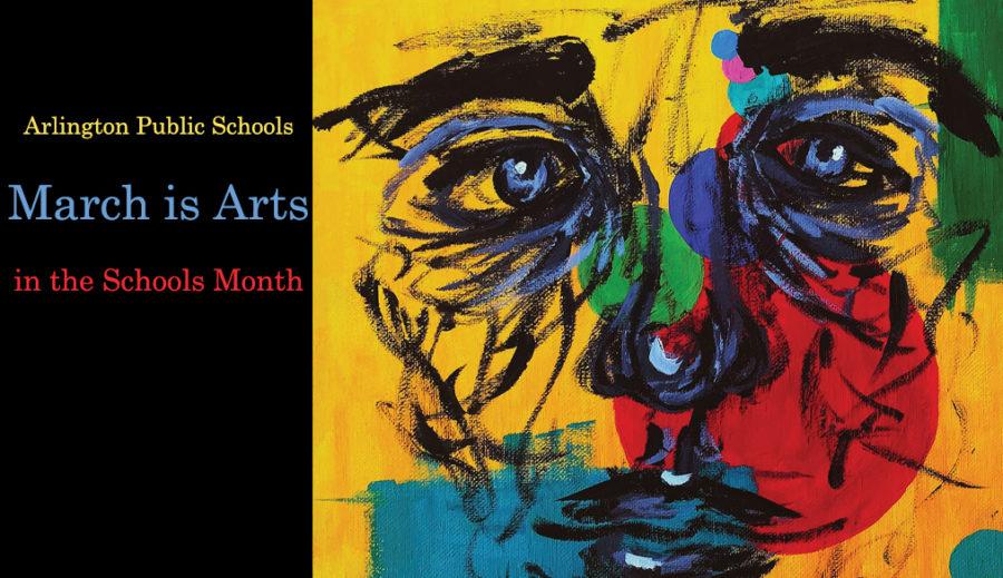 arts in schools month
