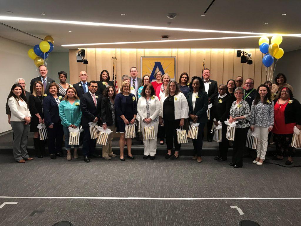 2019 Service Awards 20 years
