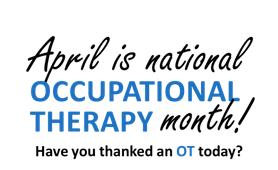 OT month logo
