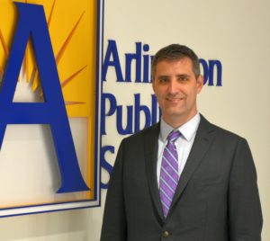 New Abingdon Principal David Horak
