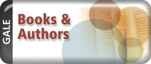Gale Books and Authors database with link to database