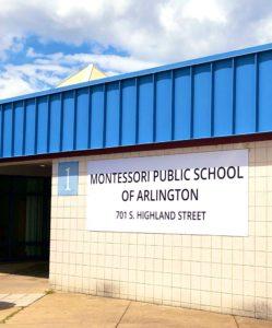 阿灵顿蒙特梭利公立学校