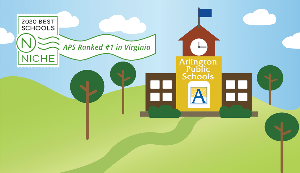 Arlington Ranked Top School District in Virginia