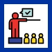 individualized instruction icon