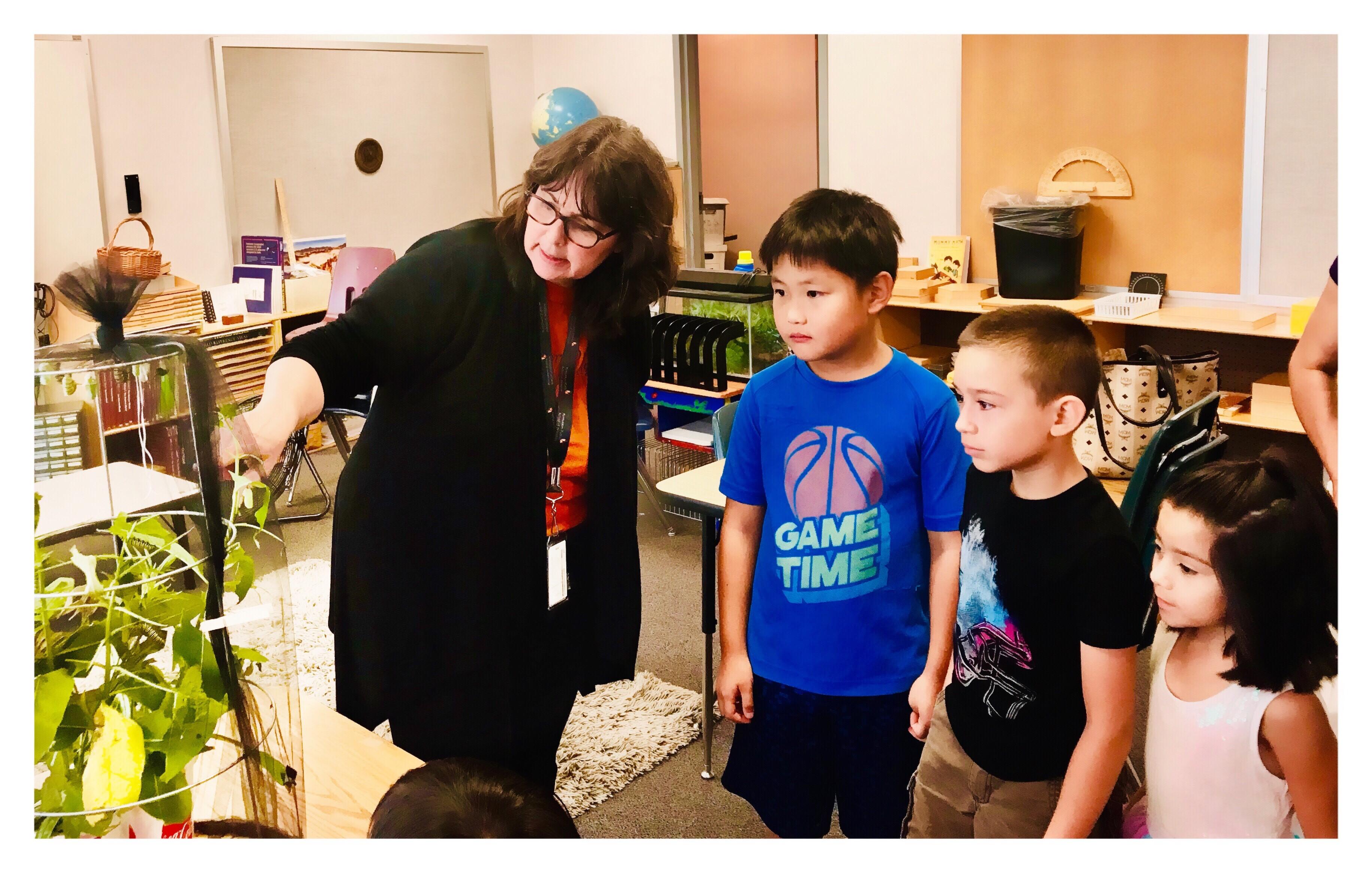 Montessori Teacher Lila Ross