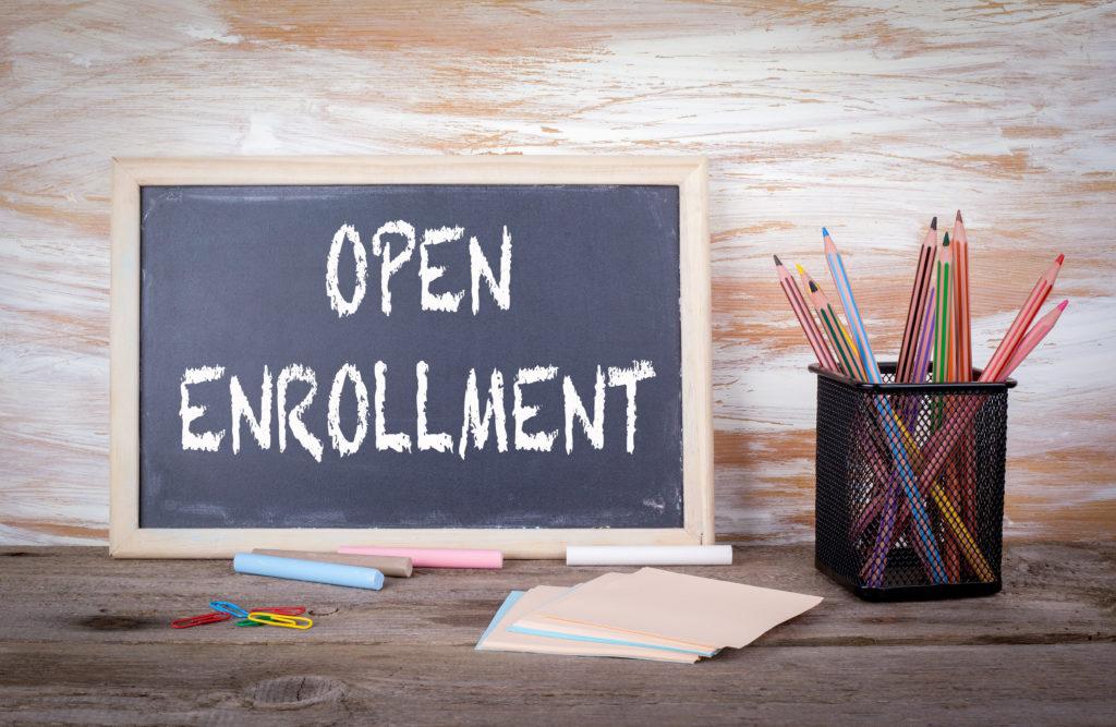 Open Enrollment for Plan Year 2020