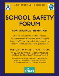 2019 APS Safety Forum