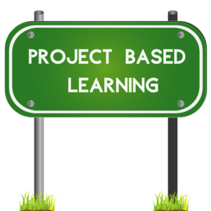 project based learning road sign