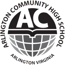 Arlington Community High School logo