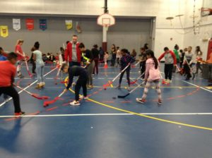 Capitals Hockey Clinic