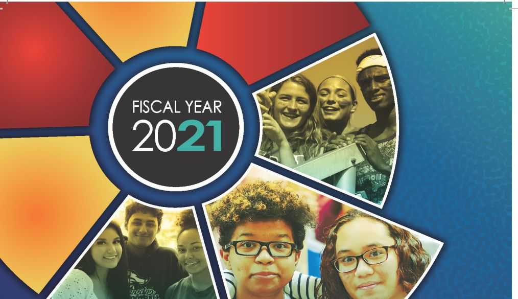 FY 2021 Budget Cover