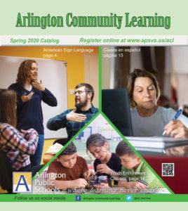 Arlington Community Learning Spring Catalog