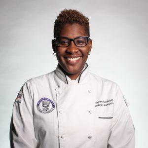 2020 Teacher of the Year: Career Center Chef Renee Randolph