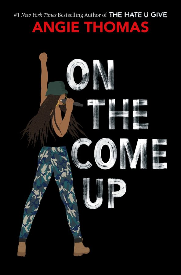 book cover of On the Come Up by Angie Thomas