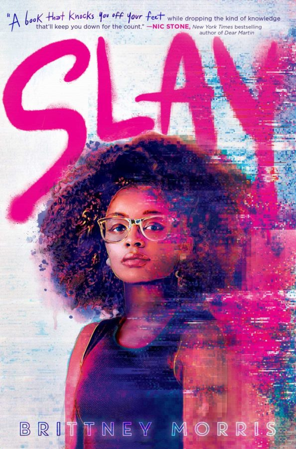 Book cover of SLAY by Brittney Morris