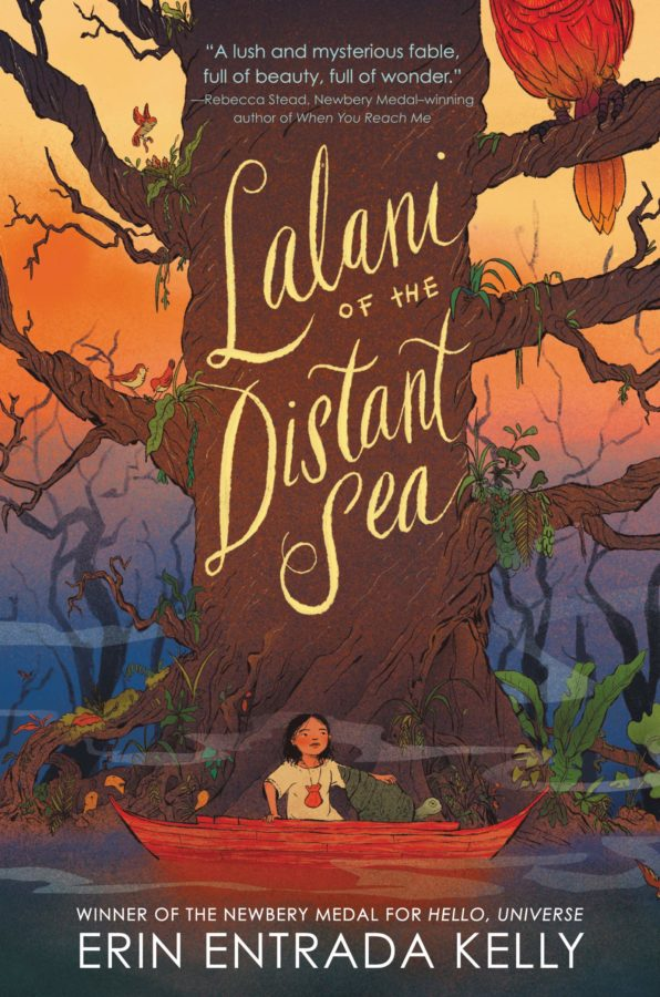 Book cover of Lalani of the Distant Sea by Erin Entrada Kelly