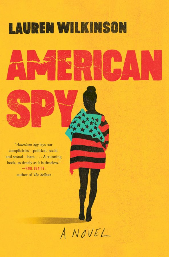 Book cover of American Spy by Lauren Wilkinson