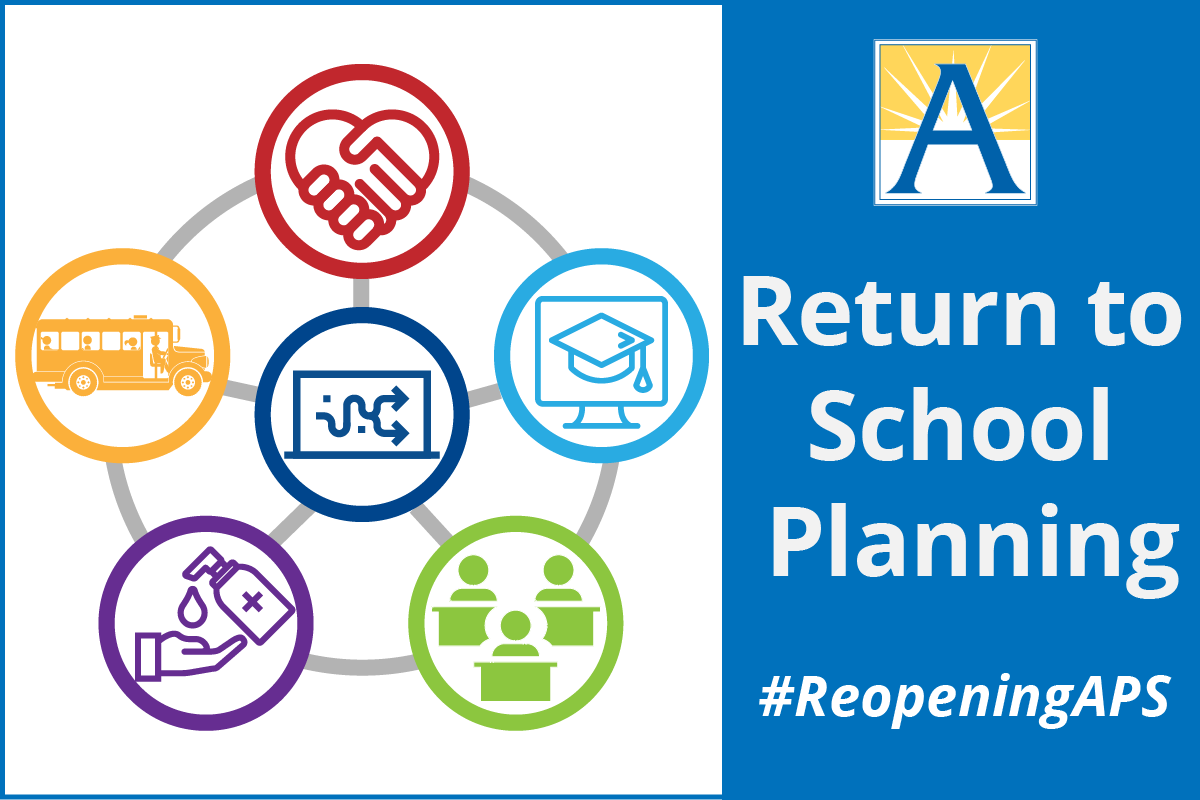Return to School Planning logo