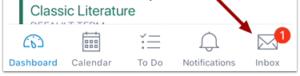 Canvas App-Posteingangssymbol