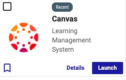 Launch Canvas icon