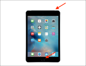 How-to-Force-Restart-iPad-with-Home-button