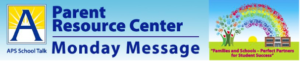 PRC Monday Message logo