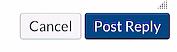 Canvas in einer Browser-Diskussion nach Antwort antworten
