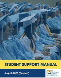 Student Support Manual cover image