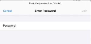 wifi нууц үг