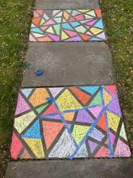 Sidewalk Chalk small