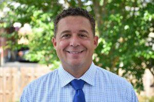 School Board Member David Priddy