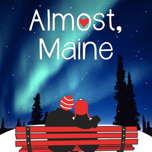 Book cover of Almost, Maine by John Cariani