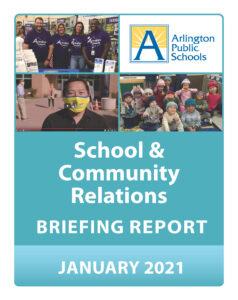 Báo cáo tóm tắt mối quan hệ nhà trường & tổ chức