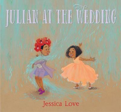 Обложка книги Джулиана на свадьбе Джессики Лав