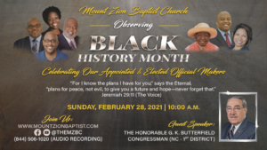Black History Month (Official Makers)