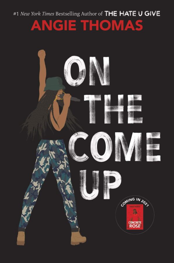 Buchcover von On the Come Up von Angie Thomas