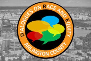 Dialogues sur le logo Race & Equity