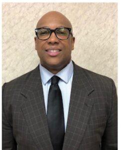 Stellvertretender Superintendent Marcus Gregory