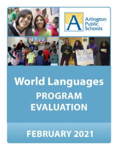 Bìa báo cáo Ngôn ngữ Thế giới