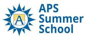 APS Summer School Logo