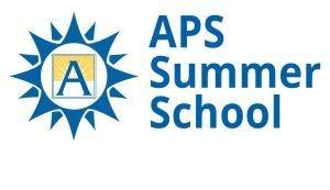 APS summer school logo