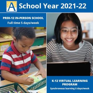 School Year 2021-22 graphic