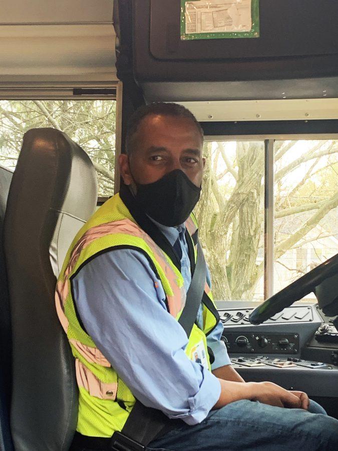 Автобусны жолооч