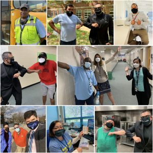 Employee Appreciation Month Collage