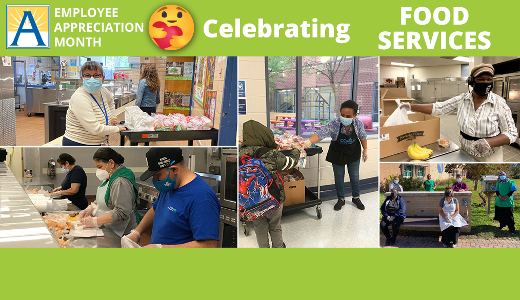 Celebrating our Food Service Heroes!