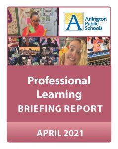 پیشہ ورانہ سیکھنے کی رپورٹ کا احاطہ