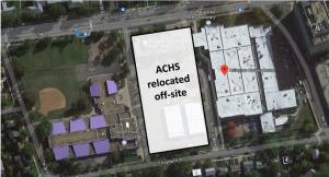 阿靈頓職業中心擴建第一階段