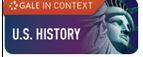 Gale U.S. History database logo