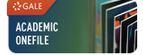 Gale academic onefile database logo